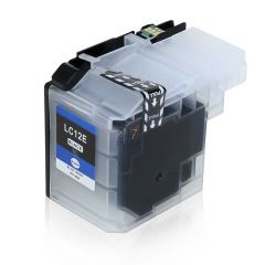 Compatible BROTHER LC-12EBK Inkt Cartridge  Zwart van 247print.nl