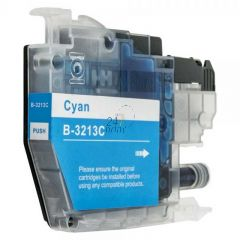 Compatible BROTHER LC-3213C Inkt Cartridge  Cyaan van 247print.nl