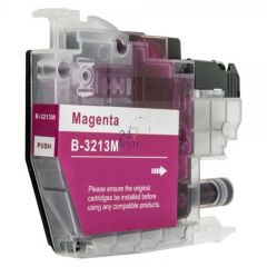 Compatible BROTHER LC-3213M Inkt Cartridge  Magenta van 247print.nl