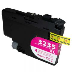 Compatible BROTHER LC-3235 XL Magenta Inkt Cartridge  Magenta van 247print.nl