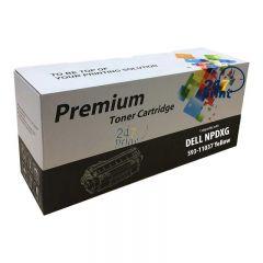 Compatible DELL 593-11037 / NPDXG Toner Cartridge  Geel van 247print.nl
