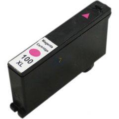 Compatible LEXMARK 100XL 014N1070E Inkt Cartridge  Magenta van 247print.nl
