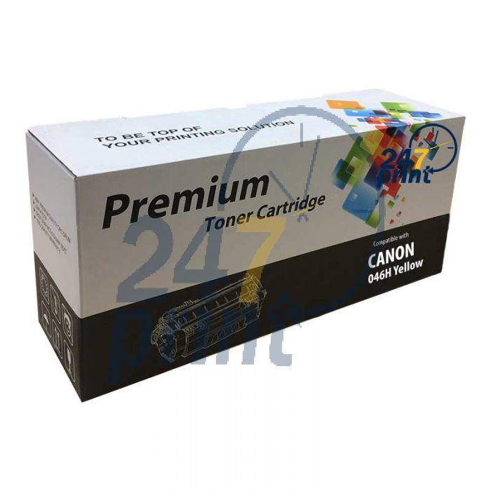 Compatible CANON 046H  Toner Cartridge  Geel van 247print.nl