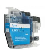 Compatible BROTHER LC-3213C Inkt Cartridge  Cyaan van 247print.nl