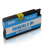 Compatible HP CN046AE Inkt Cartridge  Cyaan van 247print.nl