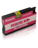 Compatible HP CN047AE Inkt Cartridge  Magenta van 247print.nl