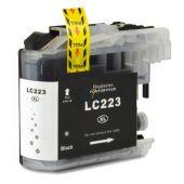 Compatible BROTHER LC-223BK Inkt Cartridge  Zwart van 247print.nl