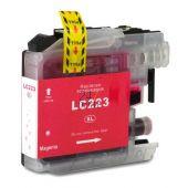 Compatible BROTHER LC-223M Inkt Cartridge  Magenta van 247print.nl