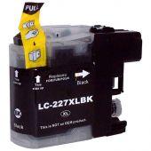Compatible BROTHER LC-227XLBK Inkt Cartridge  Zwart van 247print.nl