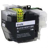 Compatible BROTHER LC-3219XL BK Zwart Inkt Cartridge  Zwart van 247print.nl