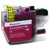 Compatible BROTHER LC-3219XL M Magenta Inkt Cartridge  Magenta van 247print.nl