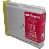Compatible BROTHER LC-970M Inkt Cartridge  Magenta van 247print.nl