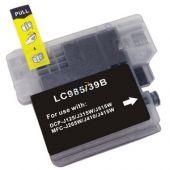Compatible BROTHER LC-985BK Inkt Cartridge  Zwart van 247print.nl