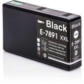 Compatible EPSON 78XXL T7891 Inkt Cartridge  Zwart van 247print.nl