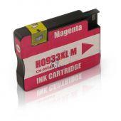 Compatible HP HP 933XLM / CN055AE Inkt Cartridge  Magenta van 247print.nl