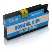Compatible HP CN046AE Inkt Cartridge  Cyaan van 247print.nl