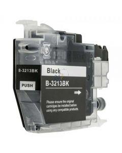 Compatible BROTHER LC-3213BK Inkt Cartridge  Zwart van 247print.nl