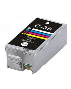 Compatible CANON CLI-36 Inkt Cartridge  3- Kleuren van 247print.nl