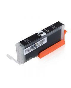 Compatible CANON CLI-571XL  Inkt Cartridge  Zwart van 247print.nl