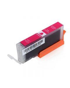 Compatible CANON CLI-571XL  Inkt Cartridge  Magenta van 247print.nl