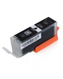 Compatible CANON PGI-570XL  Inkt Cartridge  Zwart van 247print.nl