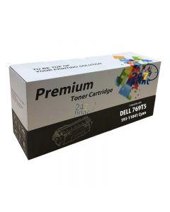 Compatible DELL 593-11041 / 769T5 Toner Cartridge  Cyaan van 247print.nl