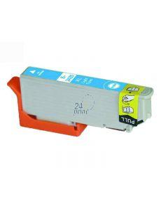 Compatible EPSON 24XL T2435 Inkt Cartridge  Foto Cyaan van 247print.nl
