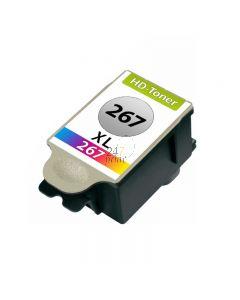 Compatible EPSON 267 / T26714010 Inkt Cartridge  3- Kleuren van 247print.nl