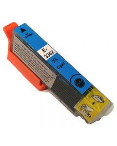 Compatible EPSON 33XL T3362 Inkt Cartridge  Cyaan van 247print.nl