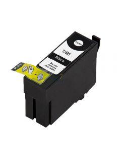 Compatible EPSON 35XL / T3591 Inkt Cartridge  Zwart van 247print.nl