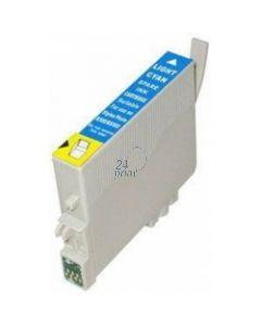 Compatible EPSON T0795 Inkt Cartridge  Foto Cyaan van 247print.nl