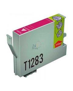 Compatible EPSON T1283 Inkt Cartridge  Magenta van 247print.nl