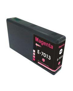 Compatible EPSON T70134010 / T7013 Inkt Cartridge  Magenta van 247print.nl