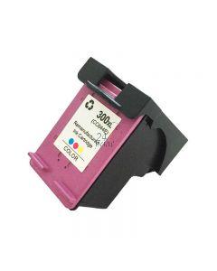 Refilled HP CC644E Inkt Cartridge  3- Kleuren van 247print.nl