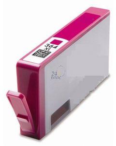 Compatible HP CB324EE Inkt Cartridge  Magenta van 247print.nl