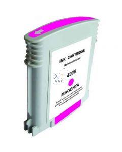 Compatible HP C4908AE Inkt Cartridge  Magenta van 247print.nl