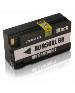 Compatible HP CN045AE Inkt Cartridge  Zwart van 247print.nl