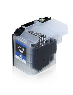 Compatible BROTHER LC-12EBK Inkt Cartridge  Zwart van 247print.nl