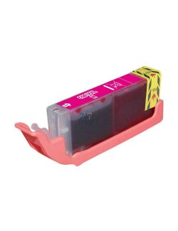 Compatible CANON CLI-581XXL Inkt Cartridge  Magenta van 247print.nl