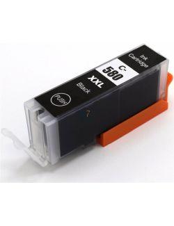 Compatible CANON PGI-580XXL Inkt Cartridge  Zwart van 247print.nl