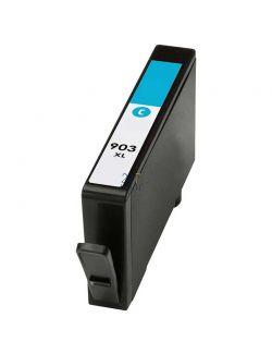 Compatible HP 903XL / T6M03AE Inkt Cartridge  Cyaan van 247print.nl