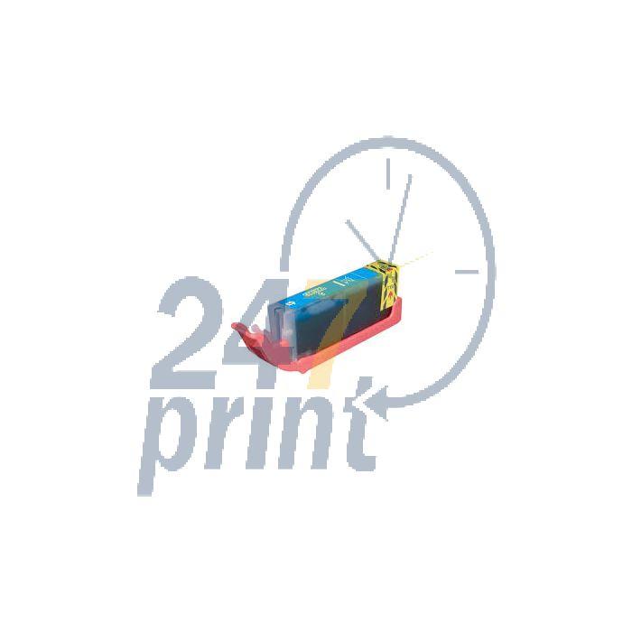Compatible CANON CLI-581XXL Inkt Cartridge  Cyaan van 247print.nl