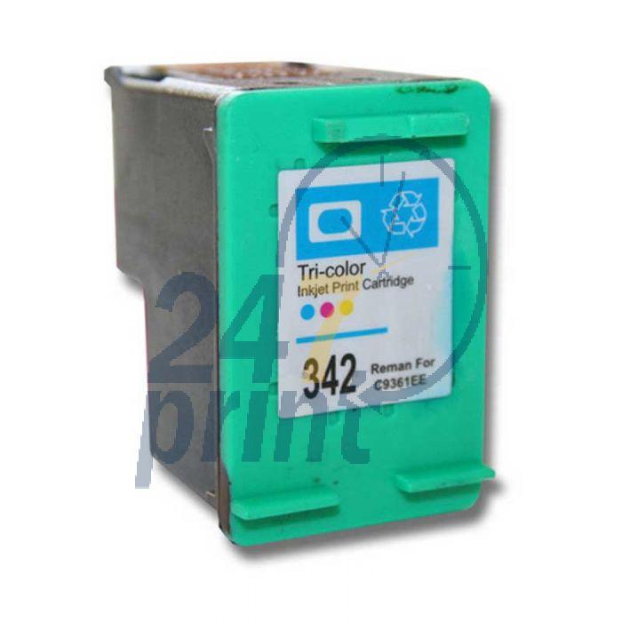 Refilled HP C9361E Inkt Cartridge  3- Kleuren van 247print.nl
