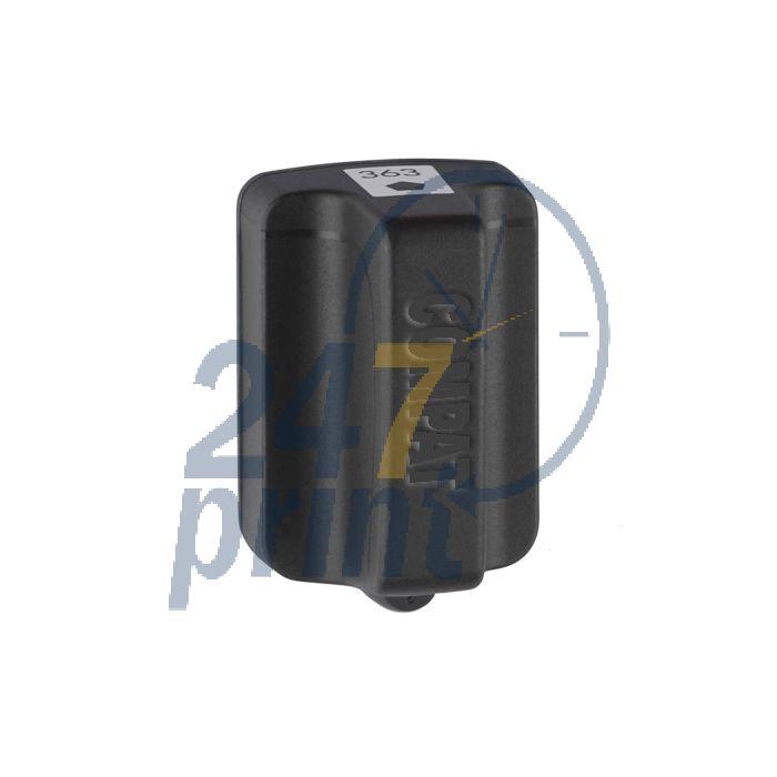 Compatible HP HP 363XLBK C8719EE Inkt Cartridge  Zwart van 247print.nl