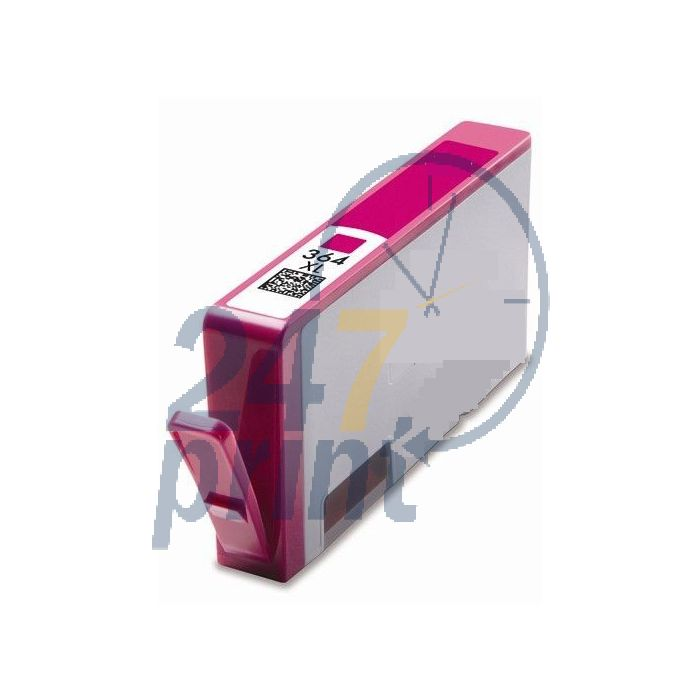 Compatible HP CB324EE Inkt Cartridge  Magenta van 247print.nl