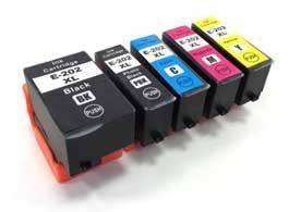 Epson 202xl cartridge toegevoegd aan ons assortiment